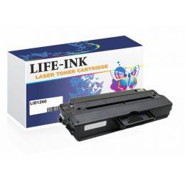 Life-Ink Tonerkartusche ersetzt 593-11109, 1260 für Dell...