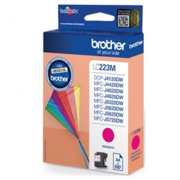 Brother LC-223 M Druckerpatrone magenta