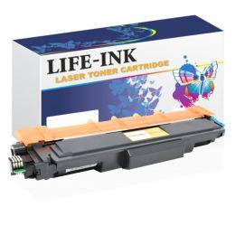 Life-Ink Toner ersetzt TN-247C, TN-243C für Brother cyan