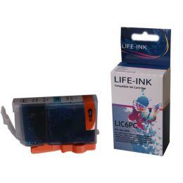 Life-Ink Druckerpatrone ersetzt BCI-6PC für Canon Drucker...