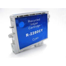 Life-Ink Druckerpatrone ersetzt T0482 für Epson Drucker cyan