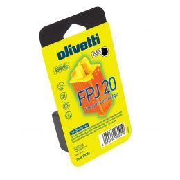 Olivetti FPJ-20 Druckerpatrone black B0384