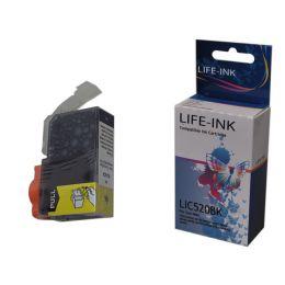 Life-Ink Druckerpatrone ersetzt PGI-520PGBK für Canon...