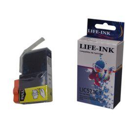 Life-Ink Druckerpatrone ersetzt CLI-521C für Canon...