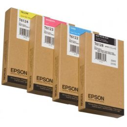Epson T612400 Druckerpatrone yellow