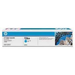 HP 126A Tonerkartusche cyan CE311A