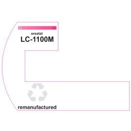 Premium Etiketten für Brother LC-1100M - 25 st.