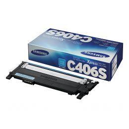 Samsung CLT-C406S (CLP-360/CLP-365) cyan