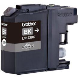 Brother LC-123BK Druckerpatrone schwarz