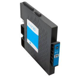 Life-Ink Druckerpatrone ersetzt GC-21C, 405533 für Ricoh...