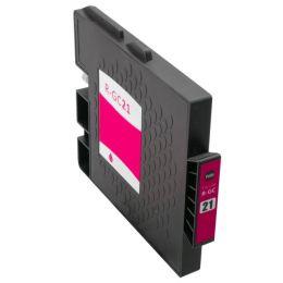 Life-Ink Druckerpatrone ersetzt GC-21M, 405534 für Ricoh...