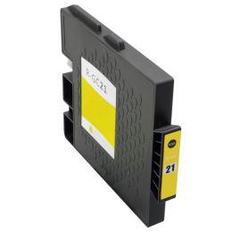 Life-Ink Druckerpatrone ersetzt GC-21Y, 405535 für Ricoh...