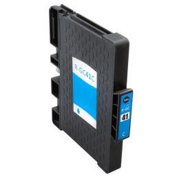 Life-Ink Druckerpatrone ersetzt GC-41C, 405762 für Ricoh...