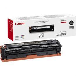 ORIGINAL Canon Toner schwarz 731 BK 6272B002