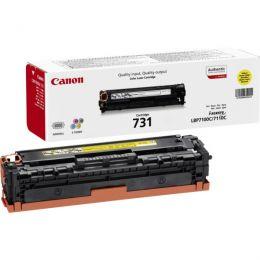 ORIGINAL Canon Toner gelb 731 Y 6269B002