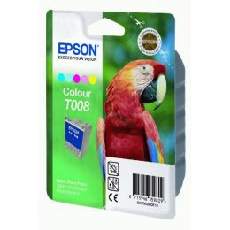 Epson Tintenpatrone color C13T00840110, T008 46ml