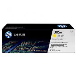 ORIGINAL HP Toner gelb CE412A 305A